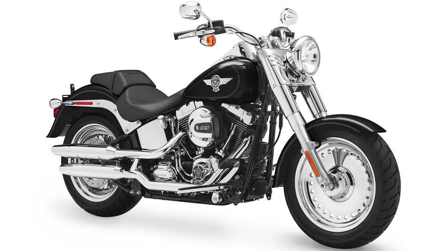 Harley-Davidson oferece descontos para Fat Boy e Iron 883 2017