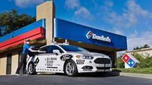 Domino's Pizza otonom Ford Fusion