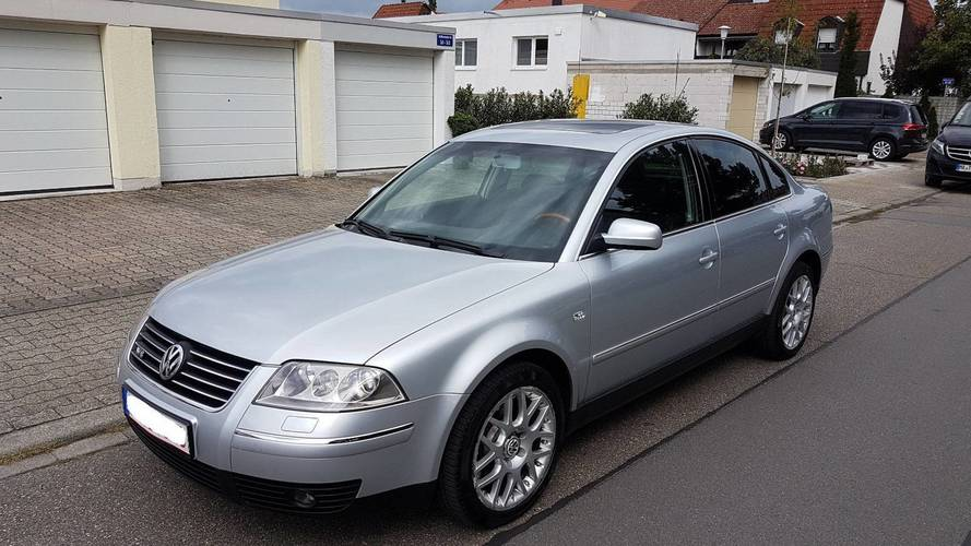 2002 VW Passat W8 for sale