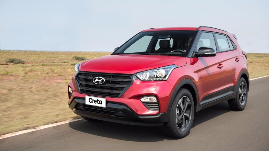 Hyundai Parte Da Renda De Hb20 E Creta Ser Doada Ao
