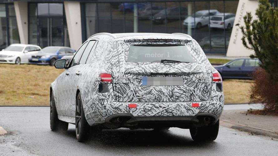 2017 Mercedes-AMG E63 casus fotoğrafları