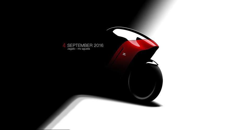 MV Agusta and Zagato Tease… Uhm… Something