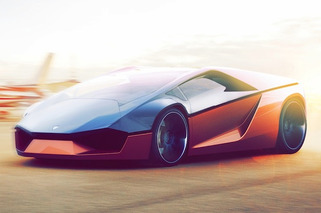 Lamborghini Ganador Concept Introduces More Elegance into the Lineup