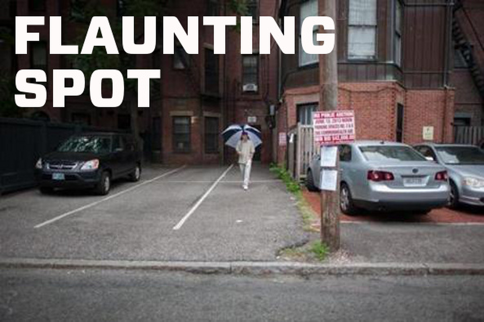 Two Boston Parking Spots Sold For $560,000