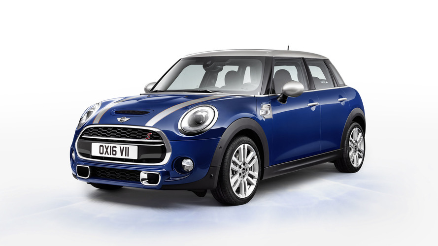 2017 Mini Seven is an updated take on a handsome classic