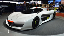 Pininfarina H2 Speed concept debut in Geneva