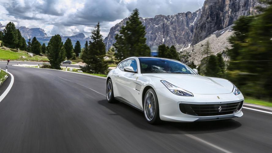 2017 Ferrari GTC4Lusso: First Drive