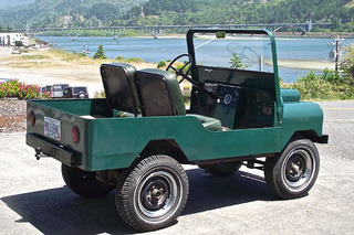 This Brawny Bug is One of the Cutest, Rarest Jeeps Around