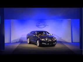 2014 Chevrolet Impala at the 2012 New York Auto Show