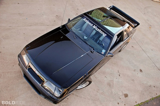 Your Ride: 1985 Saleen Ford Mustang T-Top