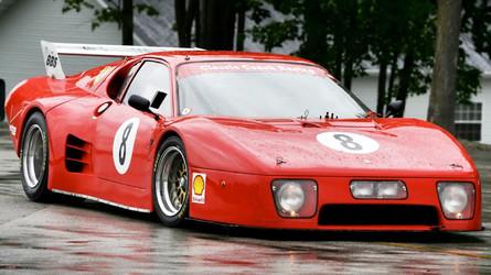 VIDÉO - Les vocalises d'une Ferrari 512 BBLM à Rockingham