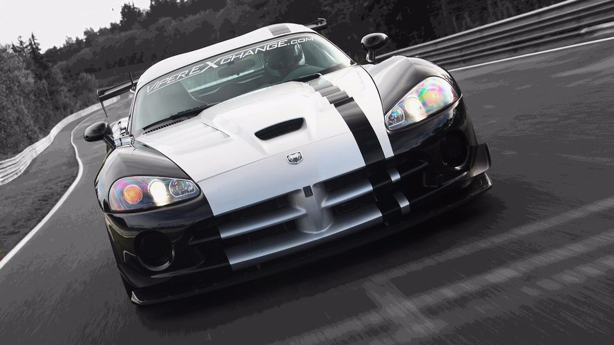 The 10 Fastest American Production Cars Around The Nurburgring