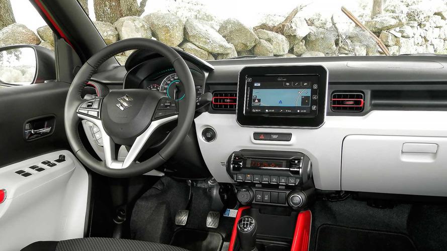 Suzuki Ignis 2017 prueba