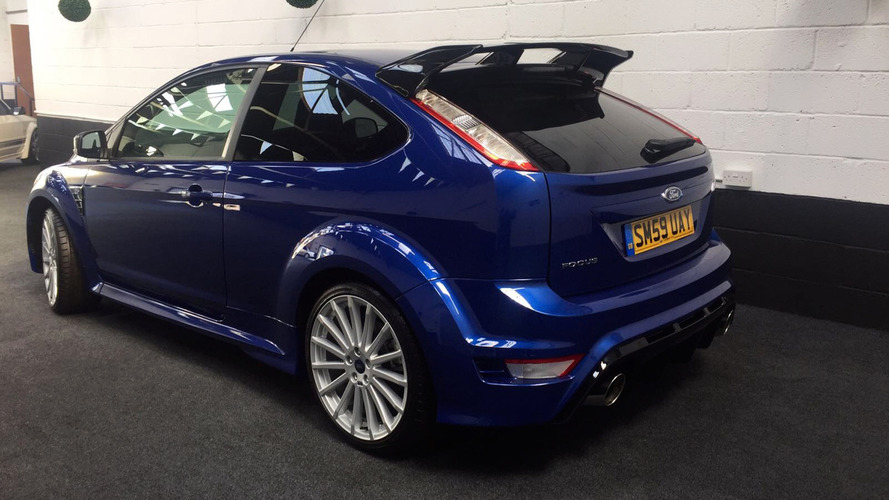 2009 Ford Focus RS Auction