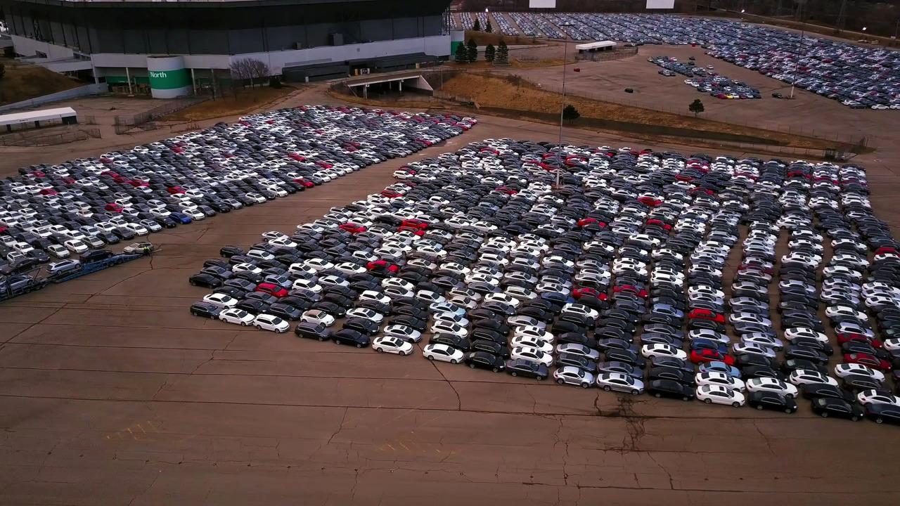 Volkswagen Diesel Buyback >> VW Buyback Pontiac Silverdome Photo Gallery