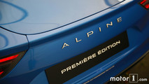 Goodwood 2017 - L'Alpine A110 Première Édition enchante le Hill Climb
