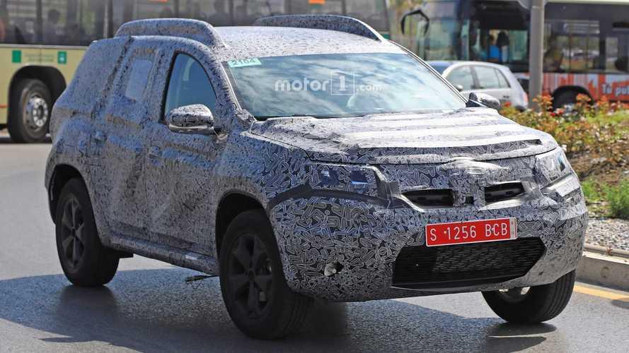 Première balade pour le nouveau Dacia Duster