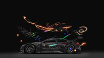 2017 BMW M6 GT3 Art Car