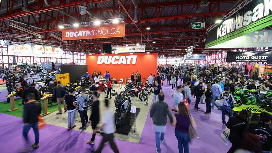 Moto Madrid 2017