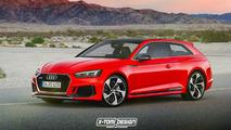 Audi RS5 Shootingbrake
