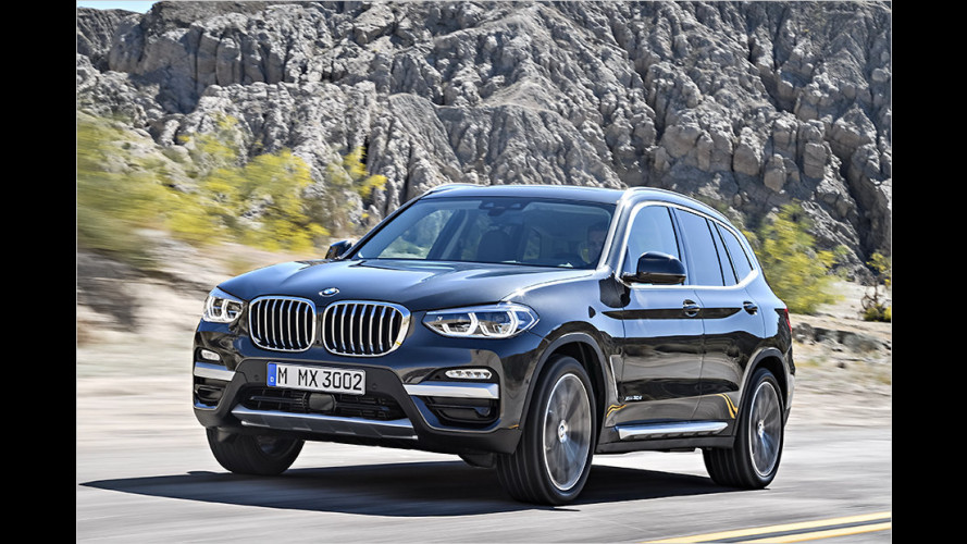 BMW X3: Alle Infos zur Neuauflage