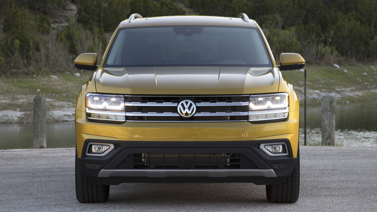 2018 Volkswagen Atlas Second Drive: The All-American CUV Newcomer