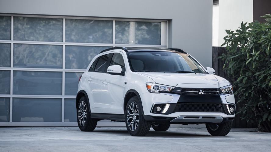 De novo? Mitsubishi ASX passará por (mais um) facelift