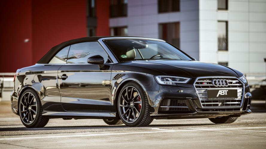 ABT Sportsline s'attaque à l'Audi S3 Cabriolet