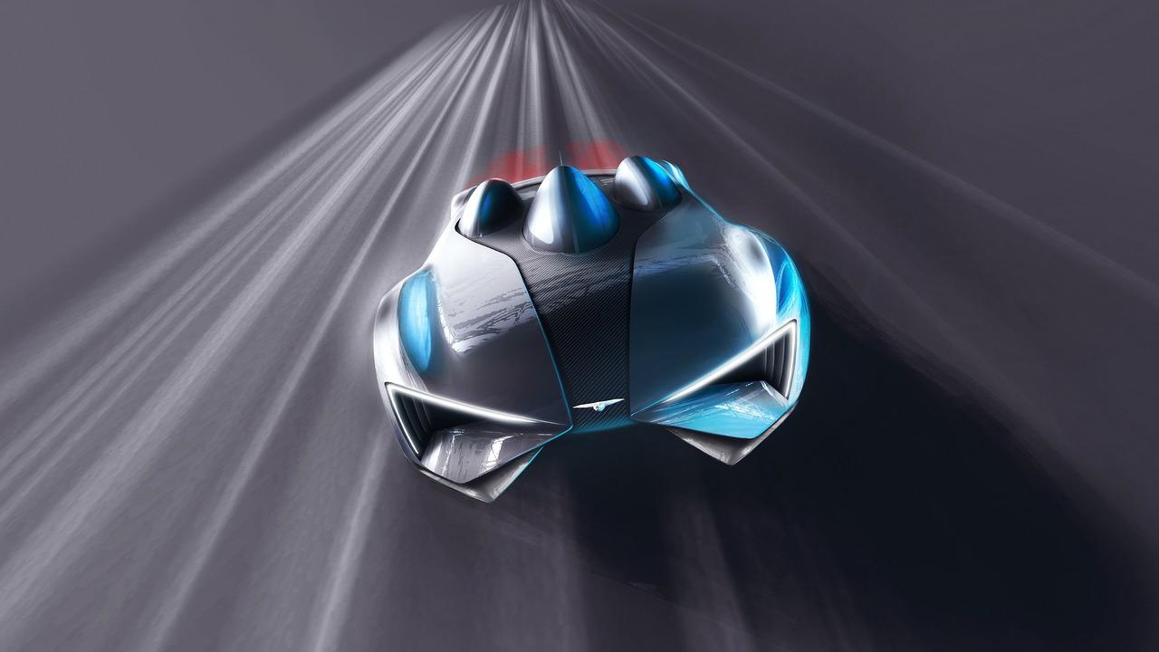 2017 Techrules supercar teaser