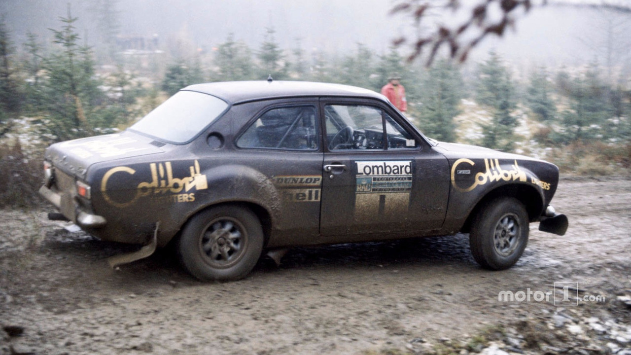 Timo Makinen, Henry Liddon, Ford Escort RS1600