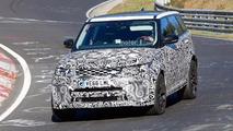 Photos espion Land Rover Range Rover Sport SVR restylé