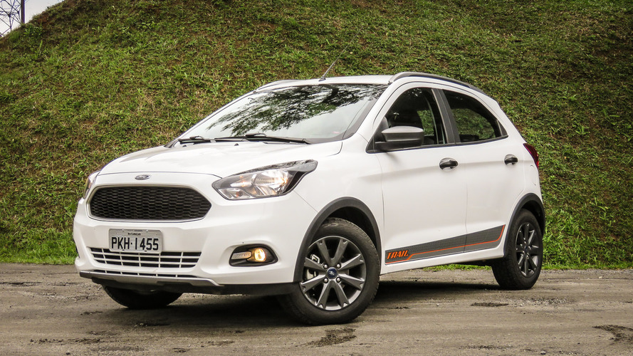 Populares em maio – Ford Ka tem resultado mais forte desde 2014