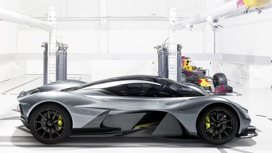 Aston Martin looks to a secure robot car future
