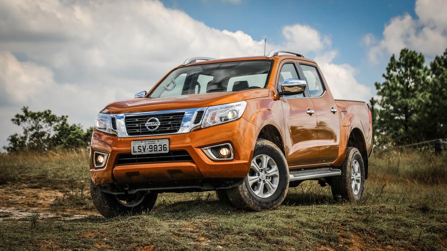 Nissan Frontier SE chega em novembro por R$ 150.990