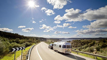 2013 Range Rover towing Airstream 684 Series 2