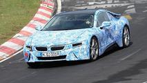 BMW i8 production version spy photo 17.04.2013