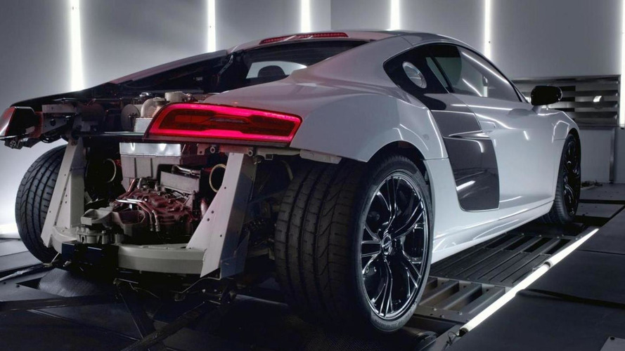 Audi shows how an R8 is born [video]