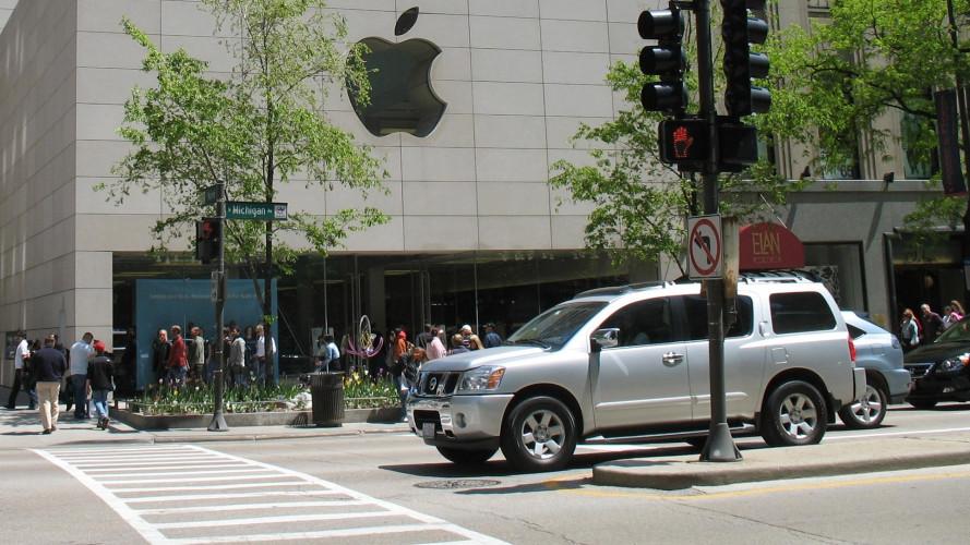 Apple deposita due brevetti per la sicurezza stradale