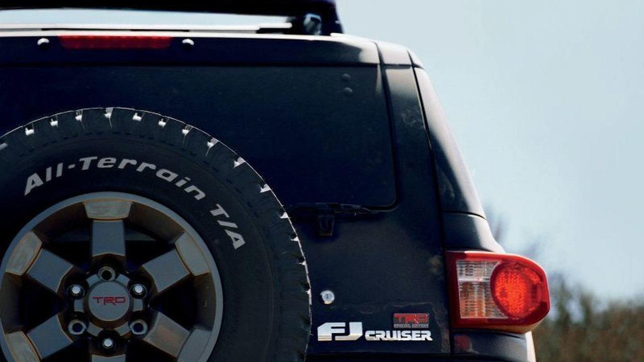 Toyota FJ Cruiser TRD