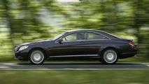 New Mercedes-Benz CL-Class
