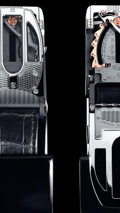 Bugatti belt buckle costs an outrageous 84,000 USD
