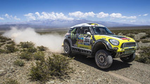 MINI sweeps the Dakar Rally, Joan