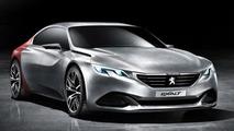 Peugeot Exalt concept revealed ahead of Beijing debut