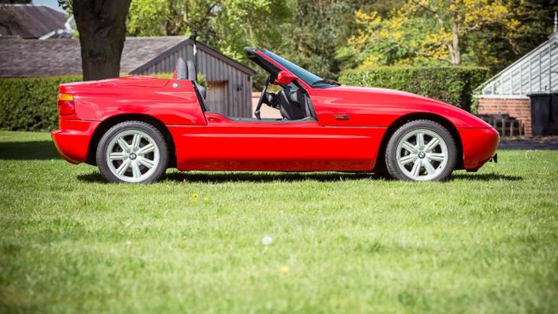 2014-474256-1990-bmw-z11 Astounding Bmw Z1 for Sale In Usa Cars Trend