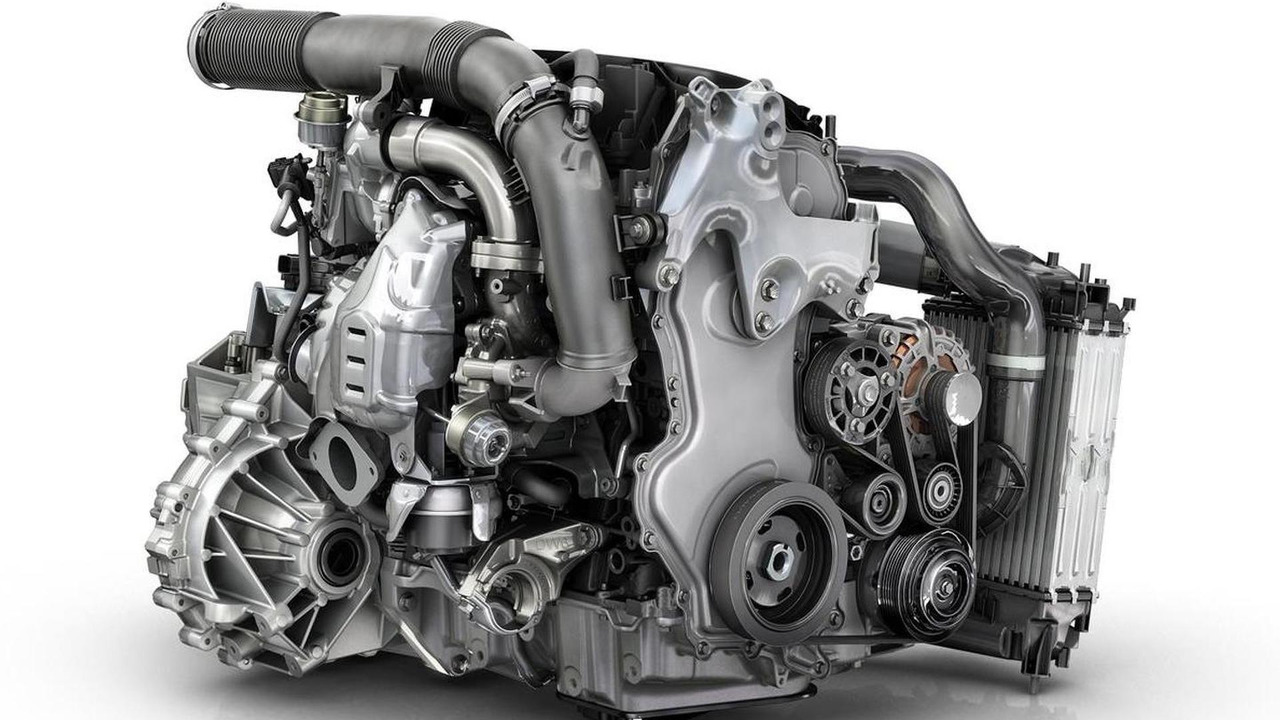 Renault 1.6-litre Energy dCi 160 Twin Turbo engine