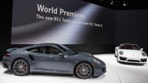 Nuova Porsche 911 Turbo e Turbo S a Detroit
