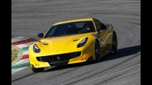 Ferrari F12tdf, il suo segreto è il Passo Corto Virtuale