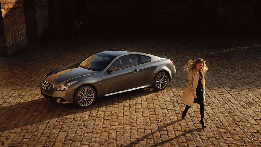Infiniti Q60 concept to debut in Detroit, will closely resemble the production model