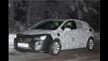 Erwischt: Opel Astra K