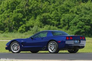 Chevrolet Corvette Z06 Commemorative Edition